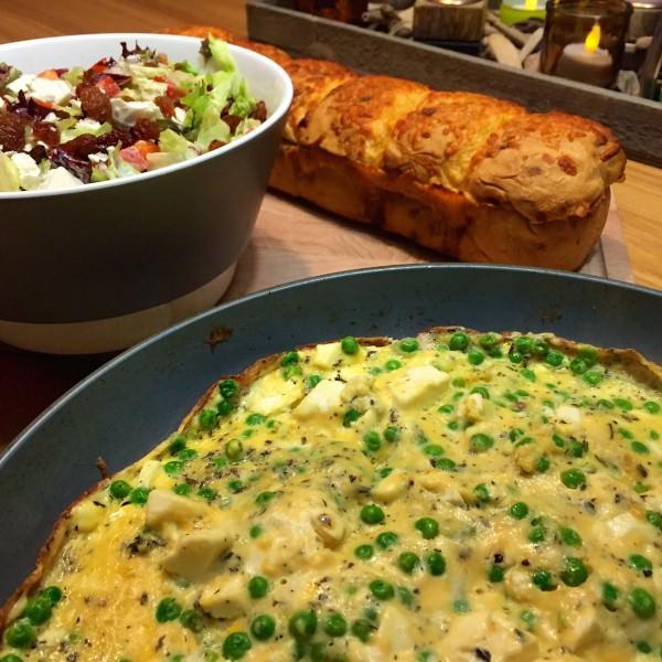 Omelet-doperwten3