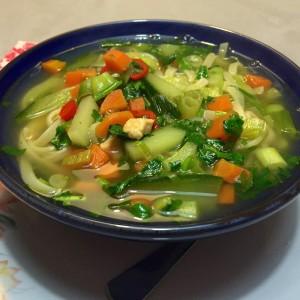 Vietnamese-noedelsoep 3
