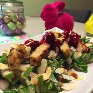 paksoi-salade-cranberry1