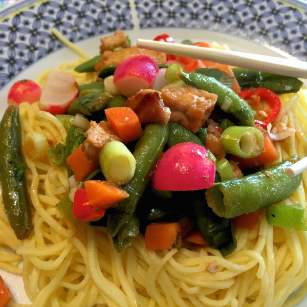 Thaise-noedel-salade 5