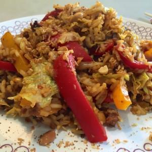 pittige-pinda-rijstschotel5
