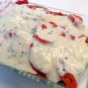 voorbeeld van lasagne zonder pasta
