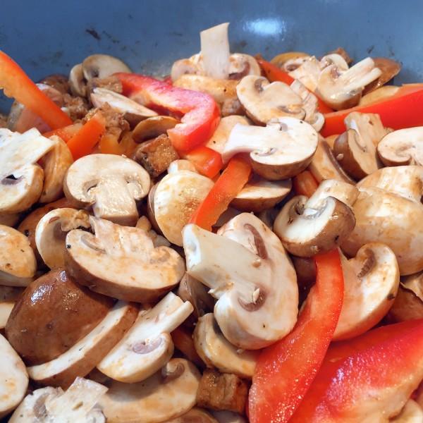 wok groenten
