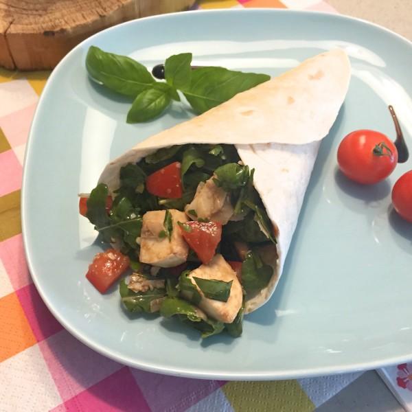 voorbeeld Italian wrap