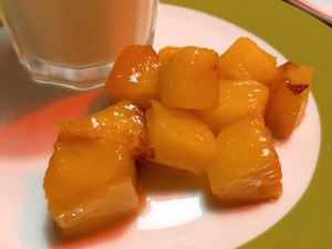 gebakken ananas