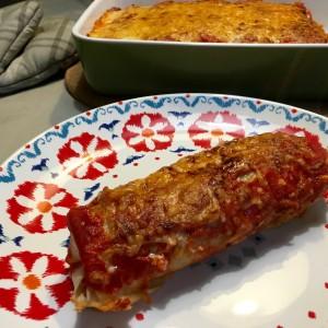 Een Gegratineerde Burrito