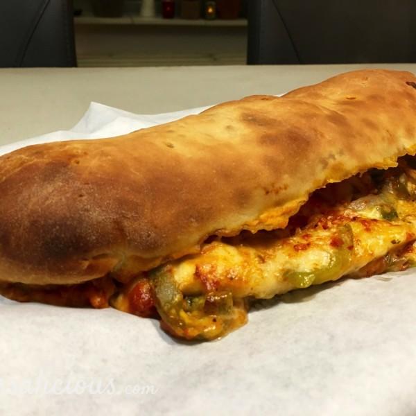 Smeuïge Pizza Calzone