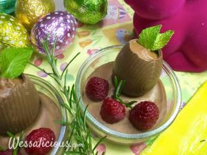lekkere Verrassende chocolademousse