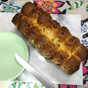 Overheerlijk Brioche brood met pecanstukjes