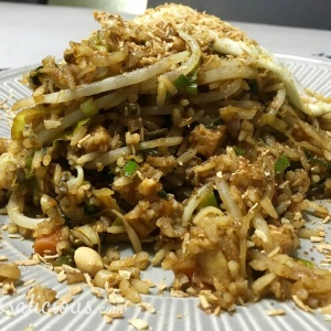 Voorbeeld van Zelfgemaakte Nasi