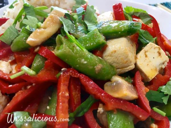 Lekkere Thaise curry