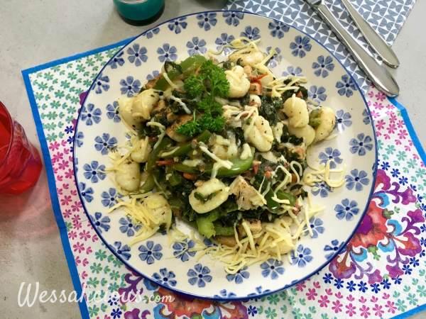 Lekkere Gnocchi verdi met spinazie