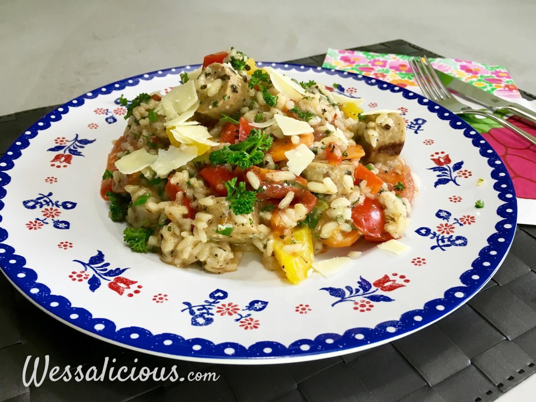Wessalicious: de lekkerste vegetarische recepten uit de wereldkeuken