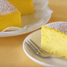 luchtige cheesecake van 3 ingrediënten