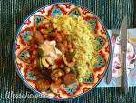 Lekkere Falafelschotel met couscous