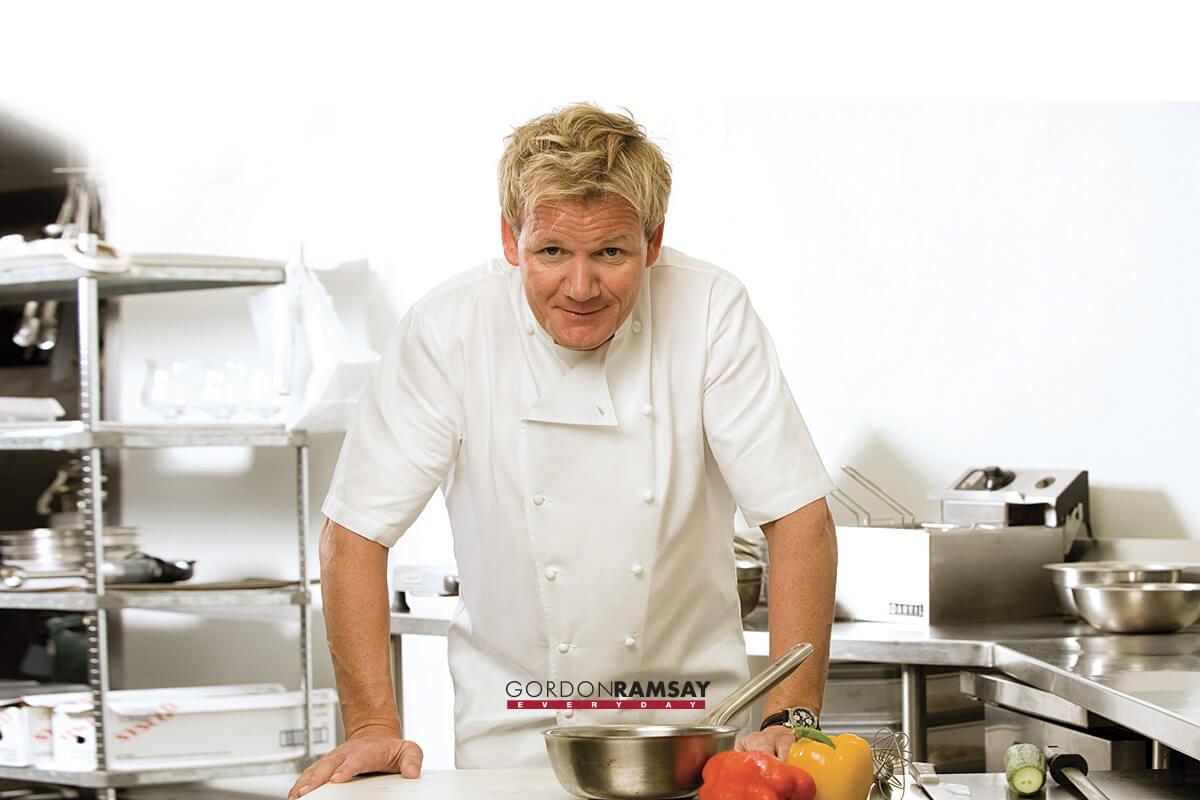 Gorden Ramsay foto