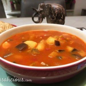 lekker recept voor Indiase kokos- en currysoep