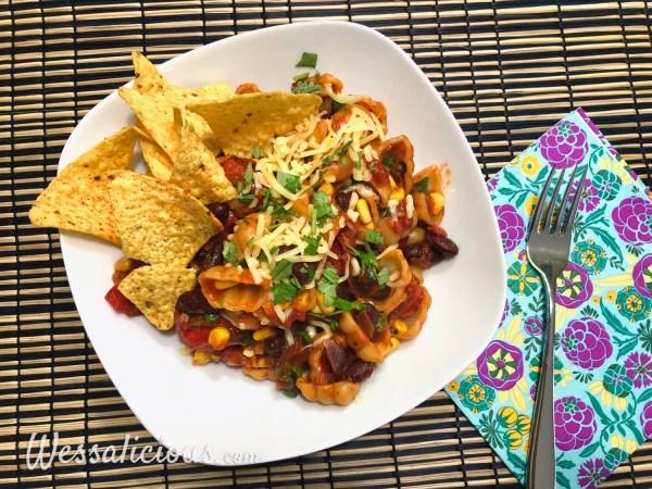 Mexicaanse pasta