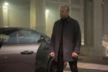 """Als Widersacher Deckard Shaw  sinnt Actionstar Jason Statham in """"Fast & Furious 7"""" nach Rache."""