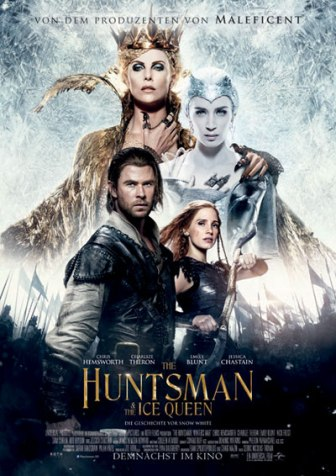 The Huntsman & The Ice Queen