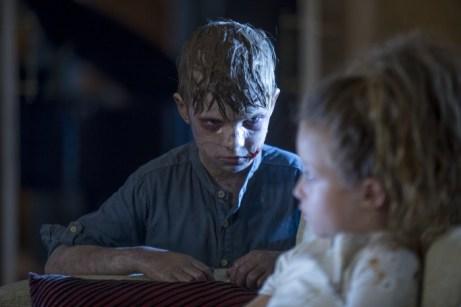 Der tote Junge Oliver ist zurückgekehrt.