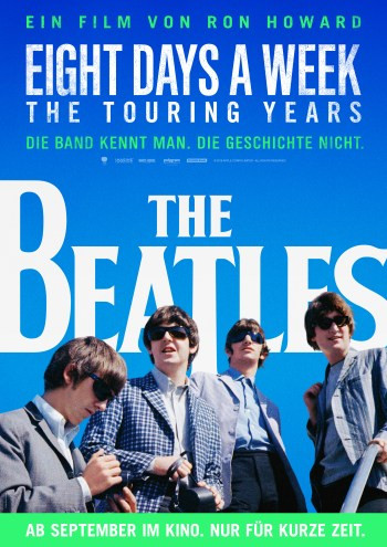 The Beatles: Eight Days a Week - The Touring Days