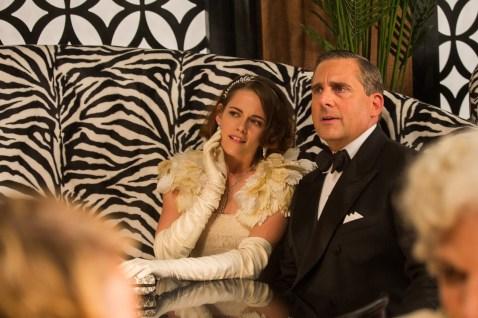 """Kristen Steward und Steve Carell spielen zwei der Hauptrollen in Woody Allens """"Café Society""""."""