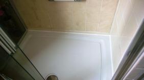 Bathroom Shower Cubicle After Renovation Millom
