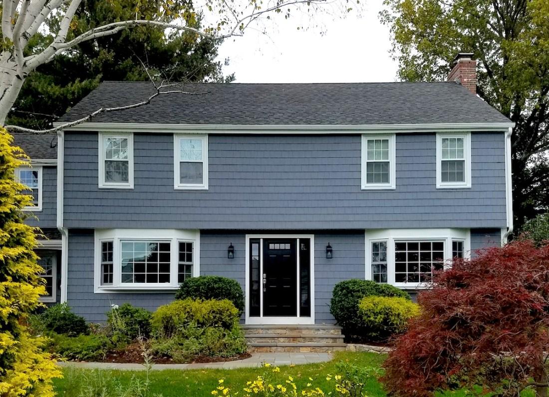 West Hartford Windows exterior renovation