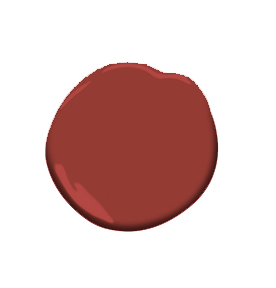 Paint Drop of Red Tomato paint by Sherwin-Williams