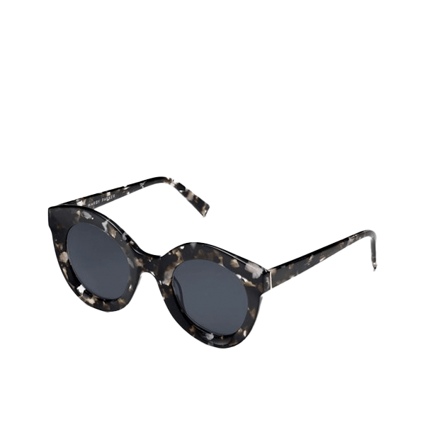 Image of black tortoise sunglasses from Warby Parker