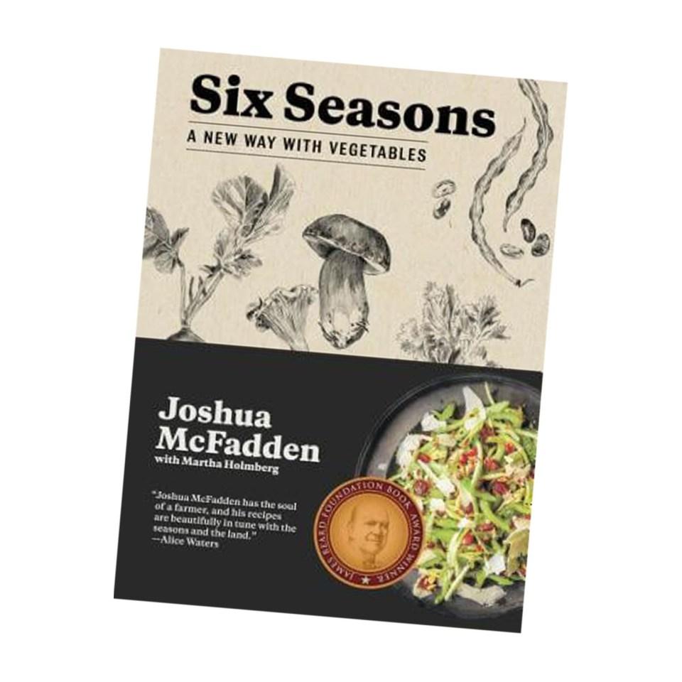 six seasons cookbook by joshua mcfadden