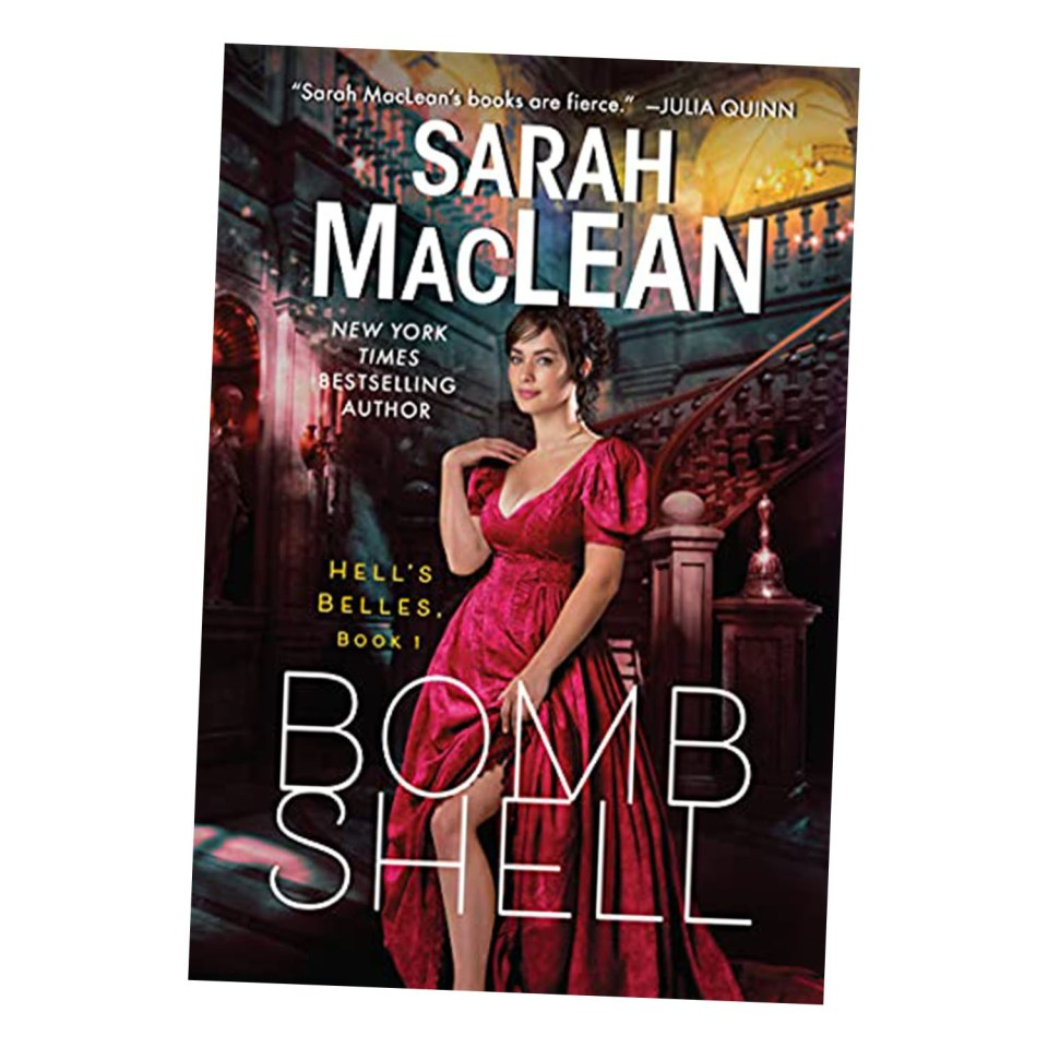 Bomb Shell by Sarah MacLean