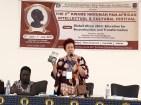 Mary Owusu (University of Cape Coast) Bea Lundt (Free University of Berlin) l Foto: Nina Paarmann