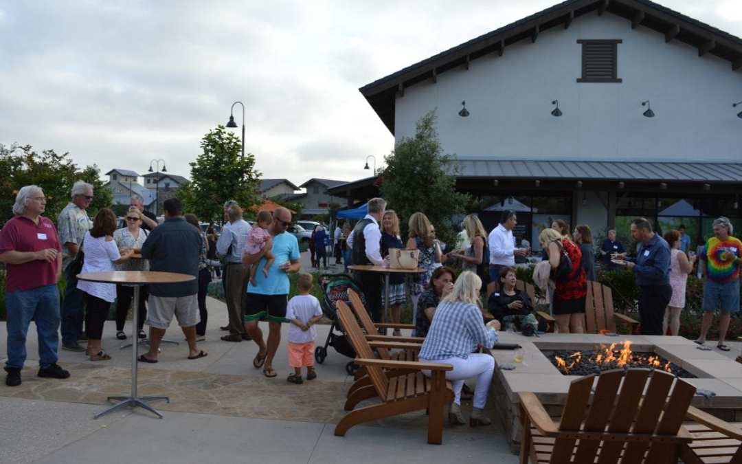 Tri Chamber Business Expo Mixer Brings South County Closer Together at Sendero Marketplace