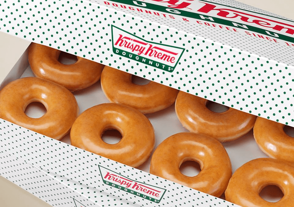 Krispy Kreme Coming to Santa Maria