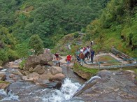 West Bengal Tourist Places 8 - Rock Garden