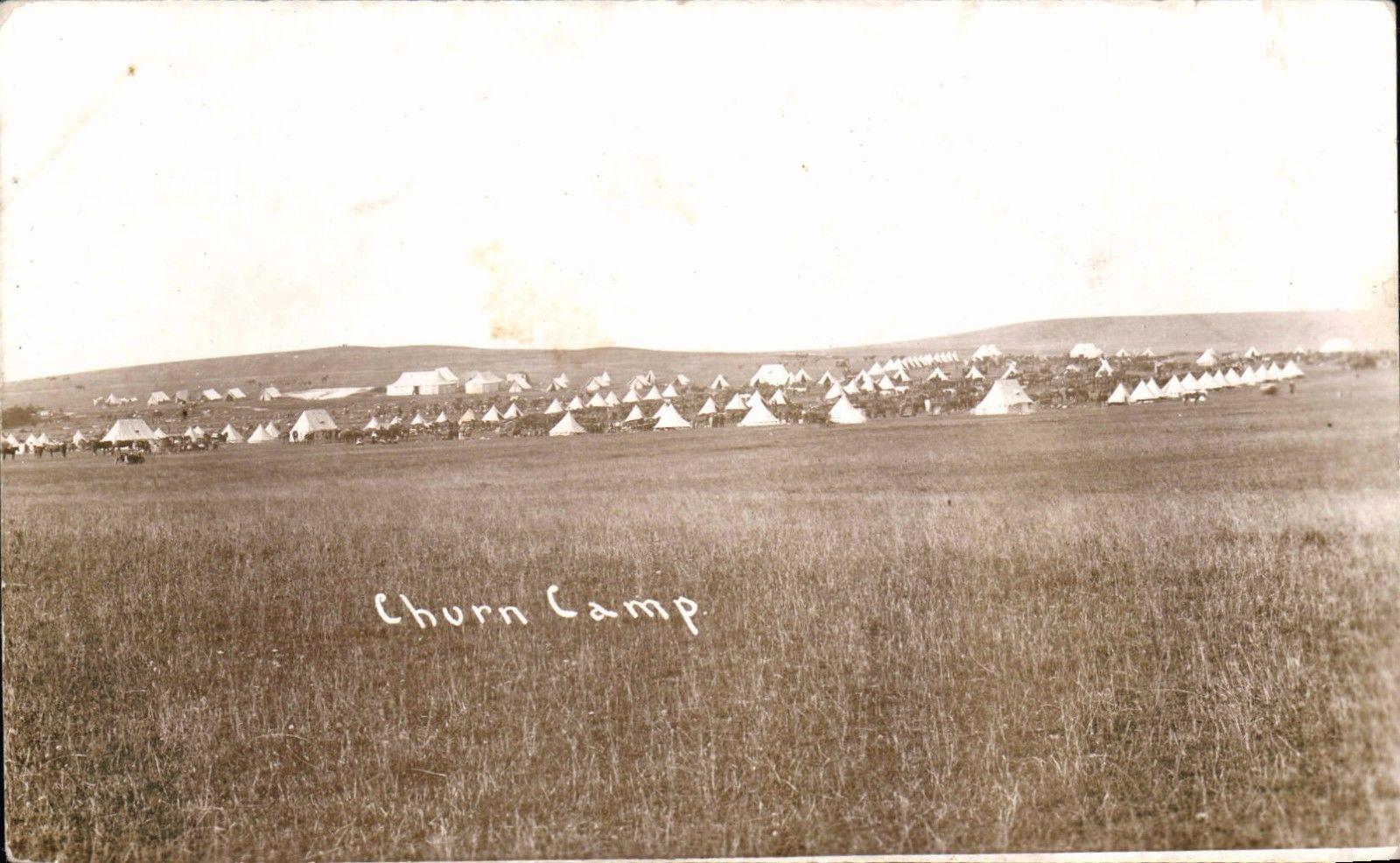 Churn-Military-Camp