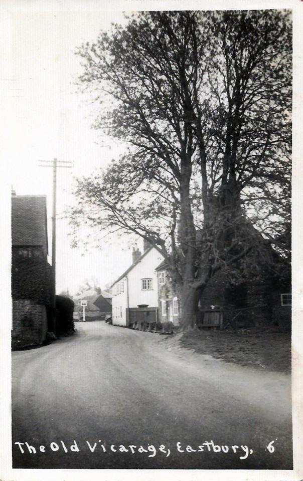 old vicarage eastbury