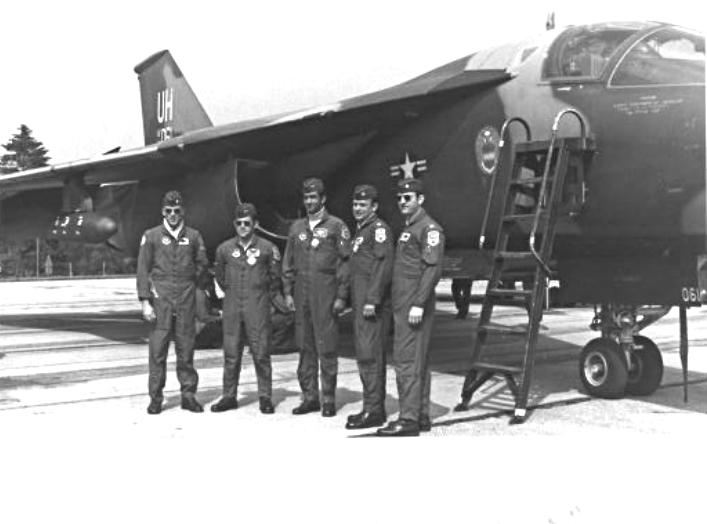 F-111E 1977 at GC