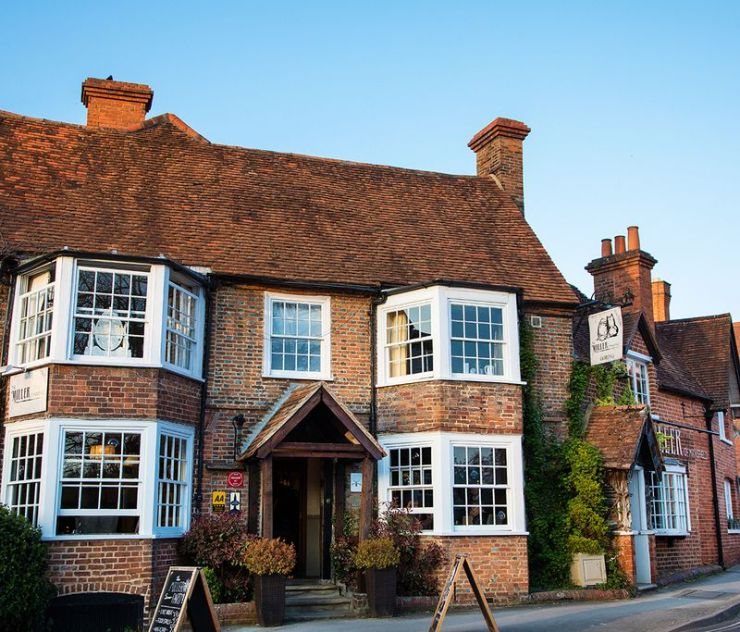 Streatley & Goring | West Berkshire Villagers