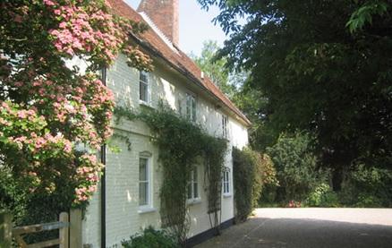 The Dewpond, Burghclere