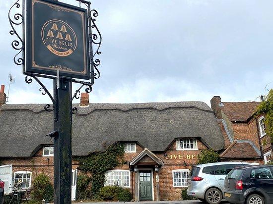 The Five Bells, Wickham
