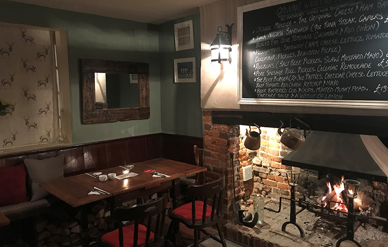 The Old Boot Inn, Stanford Dingley