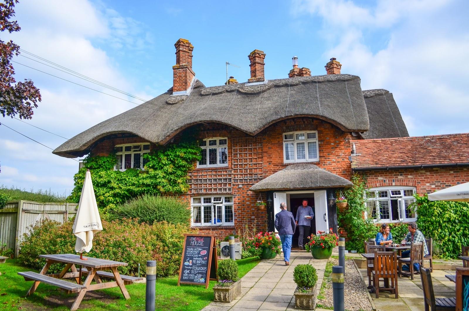 The Red House, Marsh Benham