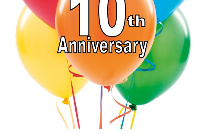 Westbourne Park Family Centre - 10th anniversary.