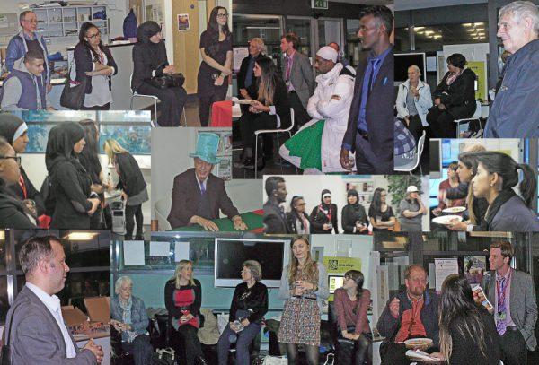 Westbourne Meet-Up September 2013 collage