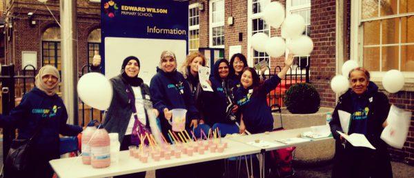 Community Champions event in Edward Wilson Primary School