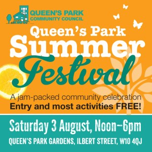 Upbeat rythms and chilled out vibes on the main and acoustic stages. Community stalls and activities. Bouncy castle, animal discovery, sports challenge, dog show, over 50s entertainment, Dr Bike, and MORE