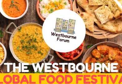 The Westbourne Global Food Festival Saturday 25th January - 1 pm to 4 pm Westbourne Park Baptist Church W2 5DX A whole lot of food, music, fun performances, food and workshops Come and Celebrate this area's amazing culture with us! A free community event - everyone welcome!! @westfestw2 westbourneforum.org.uk HLEP! 07867 803 081